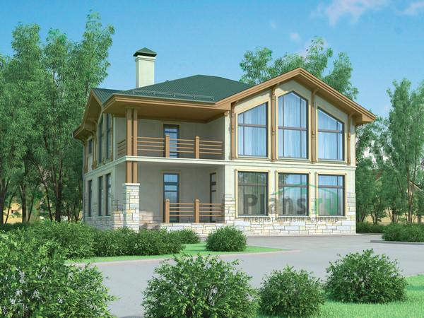 Проекты коттеджей и домов