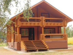 Деревянные дома: не деревом единым