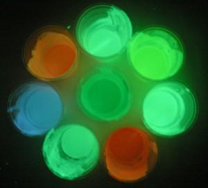 Светящаяся краска