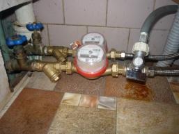 Особенности установки счетчиков воды